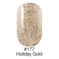 Гель-лак для ногтей Наоми 6ml Naomi Gel Polish 177