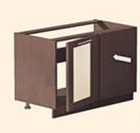 Кухонный ящик Престиж Т-3185 (тумба-мойка 1000)