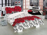 Полуторный комплект постельного белья First Choice, бязь, Турция