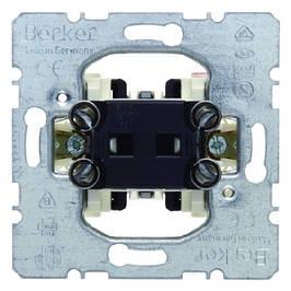 Модульные механизмы Berker для всех серий розеток выключателей