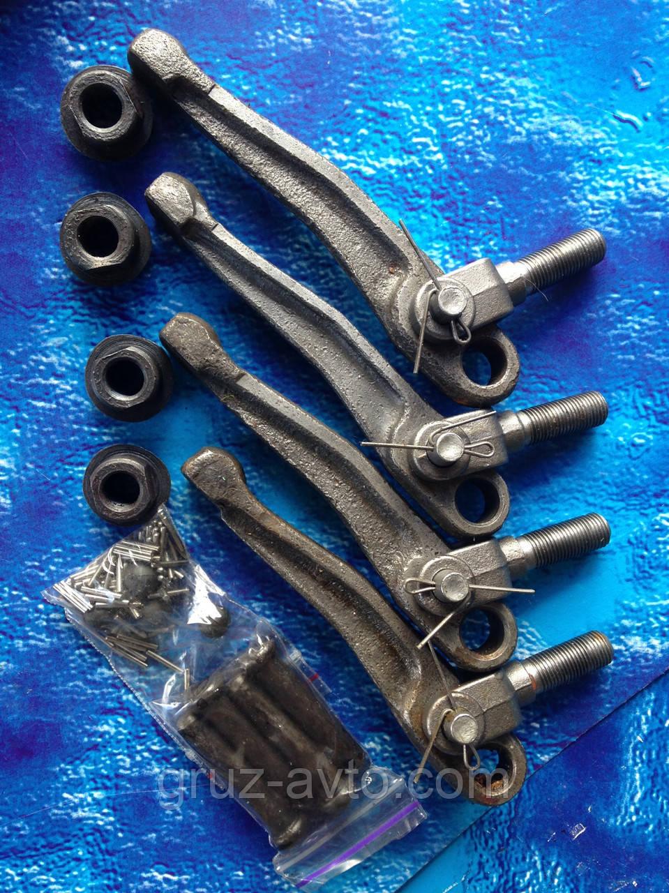 Ремкомплект диска сцепления нажимного (корзины) ЗИЛ-130 / 130-1601093