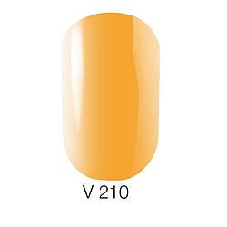 Витражный гель-лак для ногтей Naomi Vitrage Mellody Collection №210