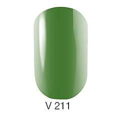 Витражный гель-лак для ногтей Naomi Vitrage Mellody Collection №211