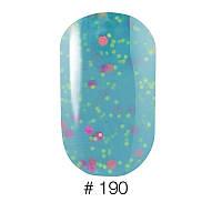 Гель-лак для ногтей Naomi Candy Bar Collection №190