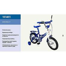 """Детский Велосипед """"Police"""" 2-х колесный 14"""