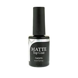 Матовый закрепитель для гель-лака 12 мл Naomi Top Coat Matte