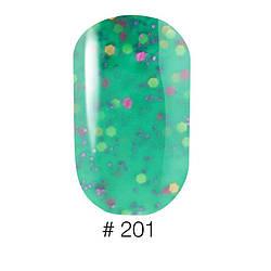 Гель-лак для ногтей Naomi Candy Bar Collection №201