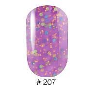 Гель-лак для ногтей Naomi Candy Bar Collection №207