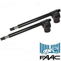 FAAC 414 (комплект автоматики для распашных ворот)