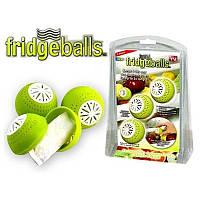 Поглотитель запахов Fridge Balls, нейтрализатор запаха, поглотитель запаха для холодильника fridge balls