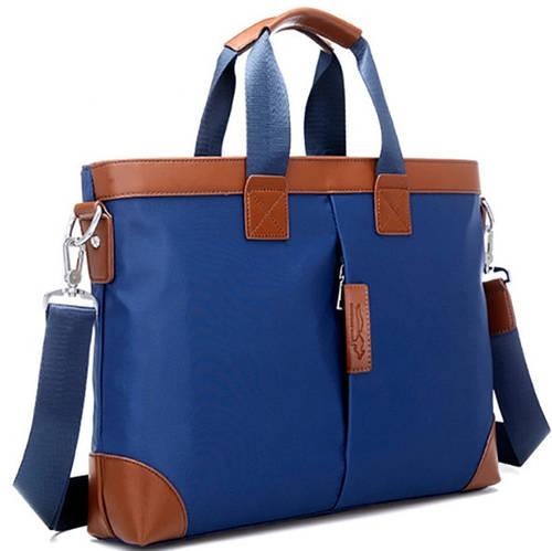 Практичный портфель из полиэстера Kangaroo 7170-31, синий