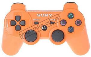 Dual shock 3 Wireless PS3 ДЖОЙСТИКSony PS3 orange, фото 2