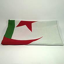 Флаг Алжира (Аппликация) - (1м*1.5м)