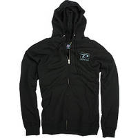 "DUNLOP DSD05-MZH-M MEN ZIP HOODIE ""D"" MEDIUM"