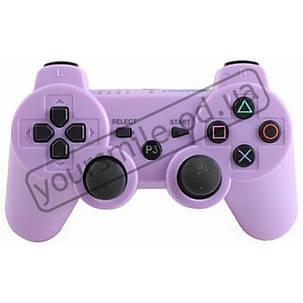 ДЖОЙСТИК SONY DUALSHOCK 3  PS3 Фиолетовый , фото 2