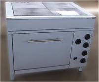 Плита электрическая 4-х конфорочная с духовкой ЭПК-4ШБ Стандарт(Украина)