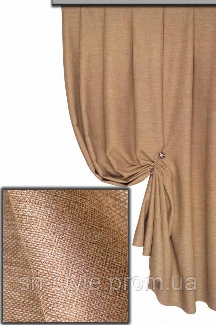 Ткань для штор Sofi Лен Софи