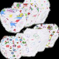 Трусики детские, тонкий хлопок, Украина, р. 86, 92, 98, 104, 110, 116, ТМ Виктория