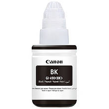 Контейнер с чернилами Canon GI-490 Black 135ml (0663C001) для Canon PIXMA G1400 / G2400 / G3400