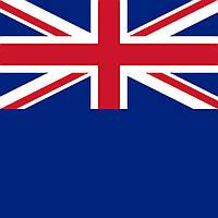 Флаг Новой Зеландии (Аппликация) - (1м*1.5м)