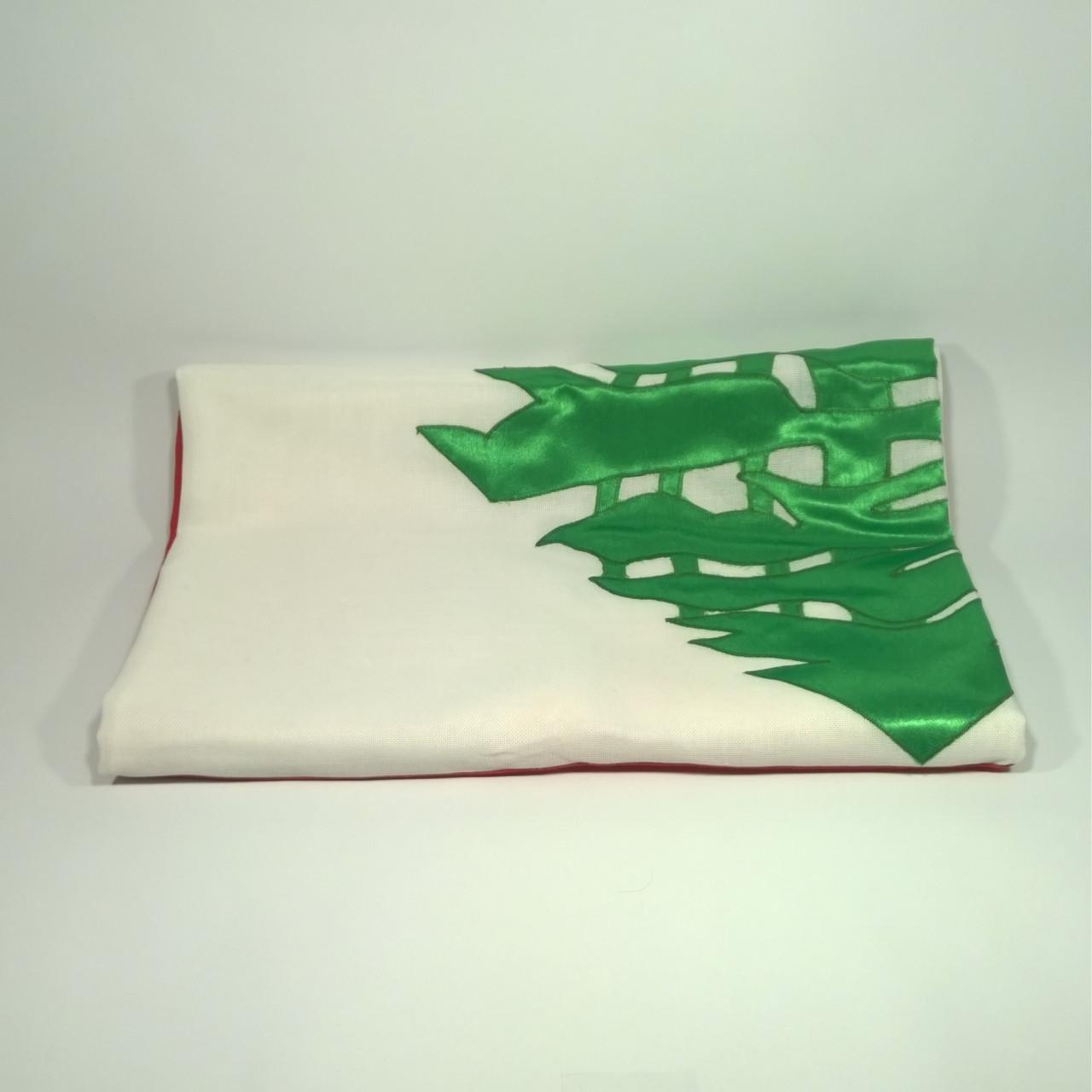 Флаг Ливана (Аппликация) - (1м*1.5м)