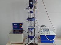 Реактор химический, сосуды для перемешивания