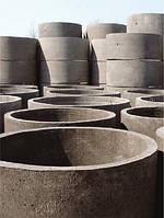 Бетонные кольца для колодцев и канализации