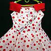 Платье нарядное бальное детское 6-7 лет Планочка  Украина оптом., фото 3