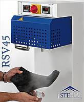 Машина финишной обработки обуви Проглаживающий каток с подачей пара RSV45