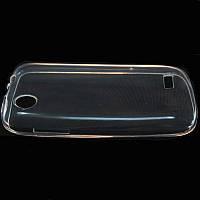 Чехол силиконовый Ультратонкий Epik для Lenovo A369 Прозрачный