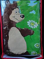 Хлопковое постельное бельё для детей