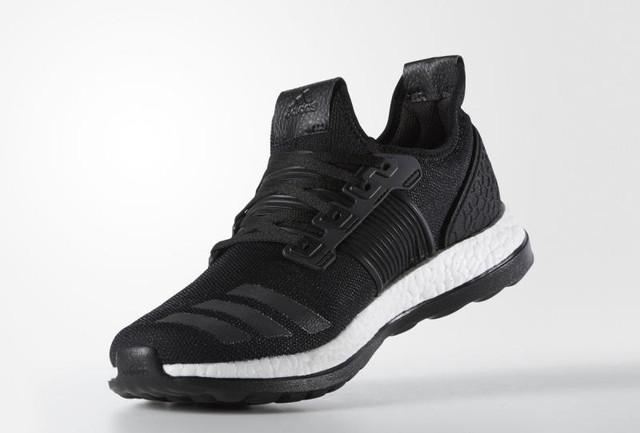 Кроссовки мужские adidas Pure Boost ZG Prime Black оригинал