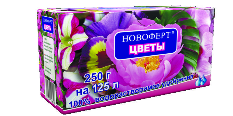 Добриво в хелатній формі для Квітів Безхлорне
