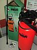 Садовый опрыскиватель Кварц-Профи профессиональный пневматический объемом 8 литров, фото 3