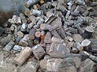 Продам дрова Чурки бревна колотые дубовые купить Киев доставка