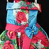 Платье нарядное бальное детское 10 лет Королева Украина оптом., фото 2