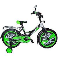Детский велосипед totem active 16