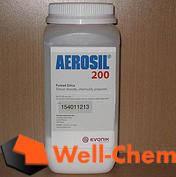 AEROSIL 200, 200 F - загуститель, антислеживатель, армирующий агент