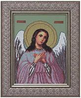 Набор для вышивания бисером икона Ангел хранитель 10310