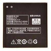 Оригинальная батарея аккумулятор BL-209 для Lenovo  A516, A706, A760  (BL-209))