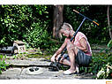 Садовый бур Fiskars QuikDrill средний  (134720), фото 5