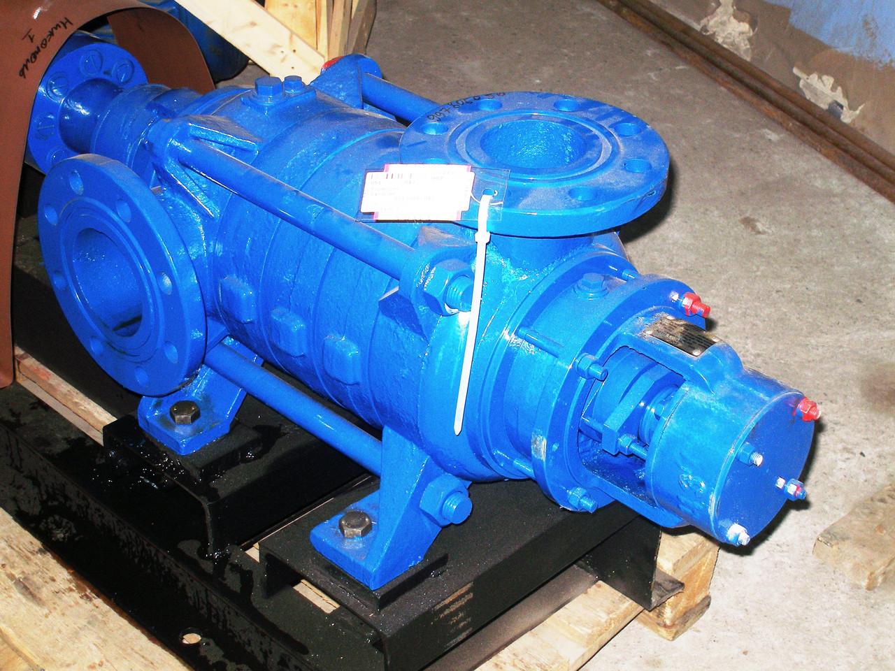 Насос секционный типа ЦНС(г) 13-350 с эл. двиг 30 кВт/3000