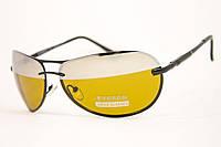 Безободковые очки в форме авиатор