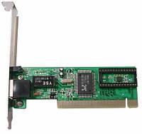 RTL8139D PCI LAN Card сетевая карта с антенной, беспроводная сетевая карта