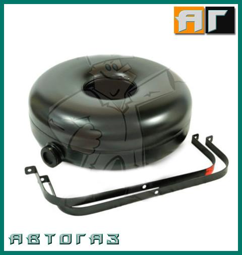 Тороїдальний балон зовнішній BORMECH 600/270/60 60L ГБО пропан