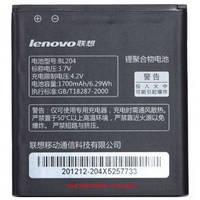 Оригинальная батарея аккумулятор BL-204 для Lenovo A670, S760, A630T, A586, S696 (BL-204)