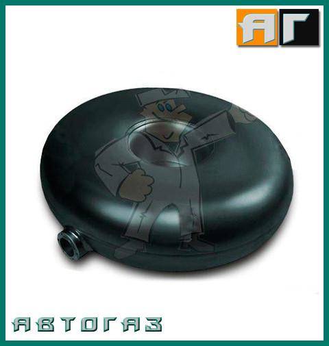 Баллон тороидальный наружный GZWM 630/200/45 45L ГБО пропан