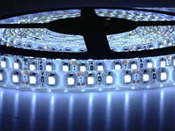 Led лента герметичная холодный свет 3528\120 led