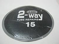 Tech 15 - Латка камерная круглая Giant Ø 125 мм