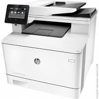 МФУ, Принтеры HP Color LJ Pro M477fdn (CF378A)